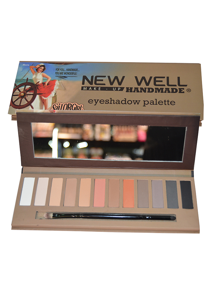 HM-04  12'Li EYESHADOW